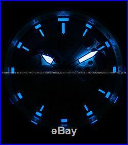 Invicta 50mm Men's Pro Diver Scuba 3.0 Chronograph 18K Gold IP SS PU Tachy Watch