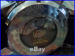 Invicta 5930 Russian Diver Swiss Made Valjoux 7750 Automatic Mens Watch