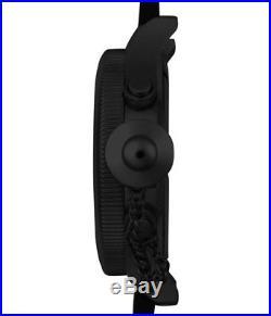 Invicta 7182 Men's Signature Russian Diver Black Dial Chronograph Swiss Watch