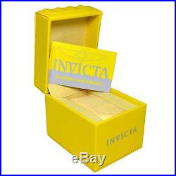 Invicta 80068 Men's Pro Diver Gold Plated Steel Chronograph Watch