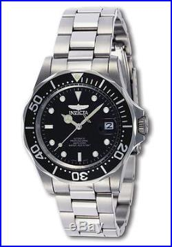 Invicta 8926 Men's Black Dial Stainless Steel Automatic Dive Watch