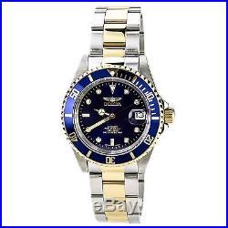 Invicta 8928OB Men's Two Tone Automatic Coin Edge Bezel Watch