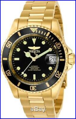 Invicta 8929C Men's Pro Diver Dive Watch with Coin Edge Bezel