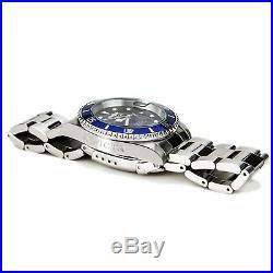 Invicta 9094C Mens Pro Diver Blue Dial Automatic Steel Dive Watch