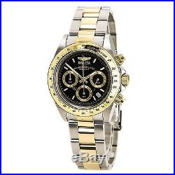 Invicta 9224 Men's Speedway Two Tone Steel Watch