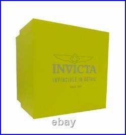 Invicta Aviator 34026 Men's Charcoal Nylon Three Subdial Pilot Chronograph Watch