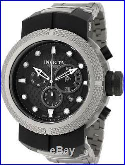Invicta Force Coalition Pistol Titanium Chronograph Mens Watch 0671