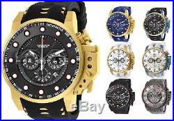 Invicta I-Force Men's 50mm Chronograph Rubber Watch Choice of Color