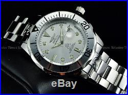 Invicta Men 47mm Grand Diver 300M AUTOMATIC HIGH MIRROR POLISH Bracelet SS Watch
