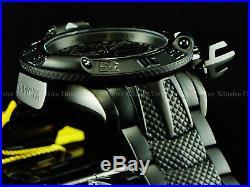 Invicta Men 50mm Subaqua God Of The Black Sea Poseidon Z60 Chronograph SS Watch