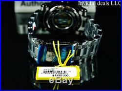 Invicta Men 52mm Coalition Forces Dragon COMBAT Automatic Crystal Accented Watch