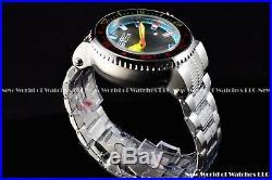 Invicta Men 52mm Pro Diver Automatic Black Dial FINDING NEMO Multicolor SS Watch