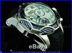 Invicta Men 53mm Reserve VENOM Hybrid Bolt Cobalt Blue Swiss ETA Chrono Watch