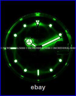 Invicta Men PRO DIVER AUTOMATIC Champagne Dial 18K Gold Bracelet 40mm Watch