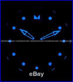 Invicta Men Pro Diver Scuba Chronograph Gold & Blue Bezel 48mm SS Watch 17887