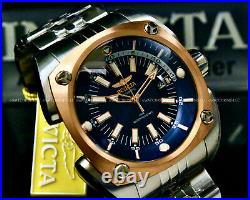 Invicta Men RESERVE 48mm Blue Dial AUTOMATIC NH35 Stainless Steel Bracelet Watch