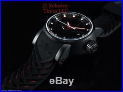 Invicta Men S1 Yakuza Dragon Automatic Matte Finish Black IP Black Strap Watch