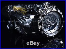 Invicta Men VENOM Sea Dragon Gen 2 Swiss Chrono Midnight Black MOP SS Watch