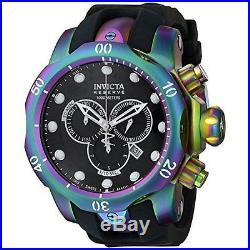 Invicta Men's 15984 Venom Analog Display Swiss Quartz Black Watch