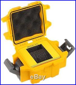 Invicta Men's 19837 Pro Diver Analog Swiss Quartz Gold Watch With One Slot Case