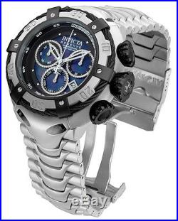 Invicta Men's 21344 Bolt Quartz Chronograph Black Dial Watch