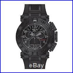 Invicta Men's 22282 Jason Taylor Quartz Chronograph Black Dial Watch