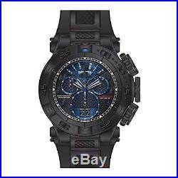 Invicta Men's 22283 Jason Taylor Quartz Chronograph Black, Blue Dial Watch