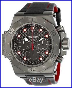 Invicta Men's 23105 Akula Quartz Chronograph Gunmetal Dial Watch
