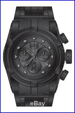 Invicta Men's 23915 Bolt Quartz Chronograph Black Dial Watch
