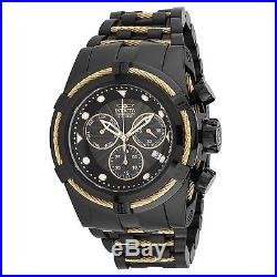 Invicta Men's 23917 Bolt Quartz Chronograph Black Dial Watch