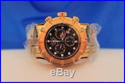 Invicta Men's 23954 S1 Rally Quartz Chronograph Black Dial Watch