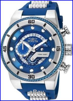 Invicta Men's 24223 S1 Rally Quartz Multifunction Blue Dial Watch