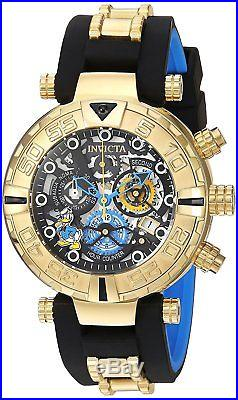 Invicta Men's 24510 Disney Limited Edition Subaqua Chronograph Skeleton Watch