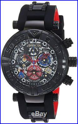 Invicta Men's 24514 Disney Limited Edition Subaqua Chronograph Skeleton Watch