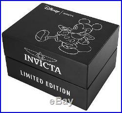 Invicta Men's 24517 Disney Limited Edition Subaqua Chronograph Skeleton Watch