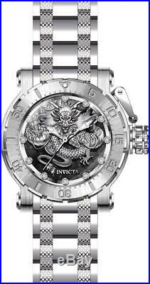 Invicta Men's 26510'Coalition Forces' Stainless Steel Watch