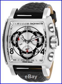 Invicta Men's 27918'S1 Rally' Black Leather Watch