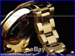 Invicta Men's 300M Grand Diver Automatic 18K Gold IP MOP Dial SS Bracel Watch