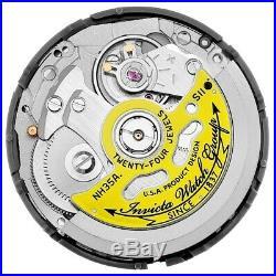 Invicta Men's 31290 Pro Diver Automatic 3 Hand Black Dial Watch