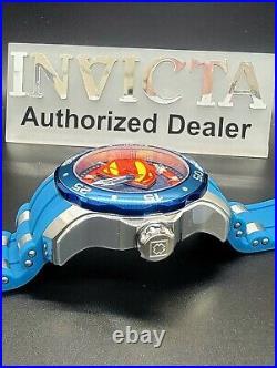 Invicta Men's 34745 DC Comics Superman Limited Edition 48MM Case Pro-Diver Watch