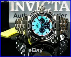 Invicta Men's 46mm Coalition Forces X-Wing Tinted Crystal High Polished SS Watch
