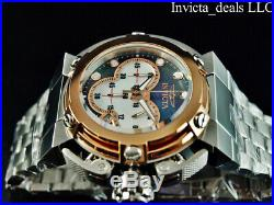 Invicta Men's 46mm X-Wing Coalition Forces Black MOP Dial High Polish SS Watch