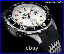 Invicta Men's 47mm GRAND DIVER Automatic Lume Dial Stainless Steel 300M Watch