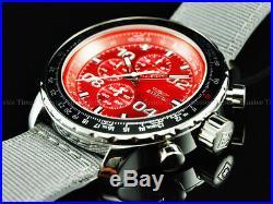 Invicta Men's 50mm Naval Aviator Sapphire Crystal Limited Ed Chrono Strap Watch
