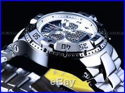 Invicta Men's 50mm Reserve Excursion TWISTED METAL Swiss Made Chronograph Watch