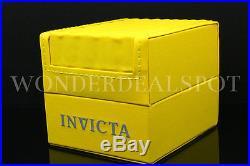 Invicta Men's 50mm Subaqua Noma III SEAHORSE Swiss Ronda Movt 18 K G. P S. S Watch