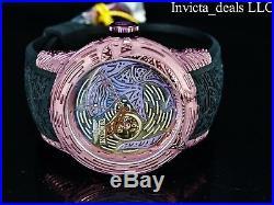 Invicta Men's 51mm Maori Shark Automatic Open Heart DL Sapphire Crystal Watch