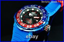 Invicta Men's 52mm Pro Diver SEA MONSTER AUTOMATIC Sapphire Blue Tone 200M Watch