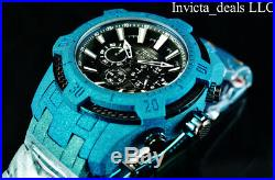 Invicta Men's 52mm Pro Diver Scuba Chronograph SANDBLASTED Green Finish Watch