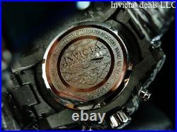 Invicta Men's 52mm Pro Diver VIPER SNAKE HYDROPLATED Graffiti Chronograph Watch